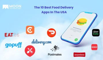 The 10 Best Food Delivery Apps In The USA