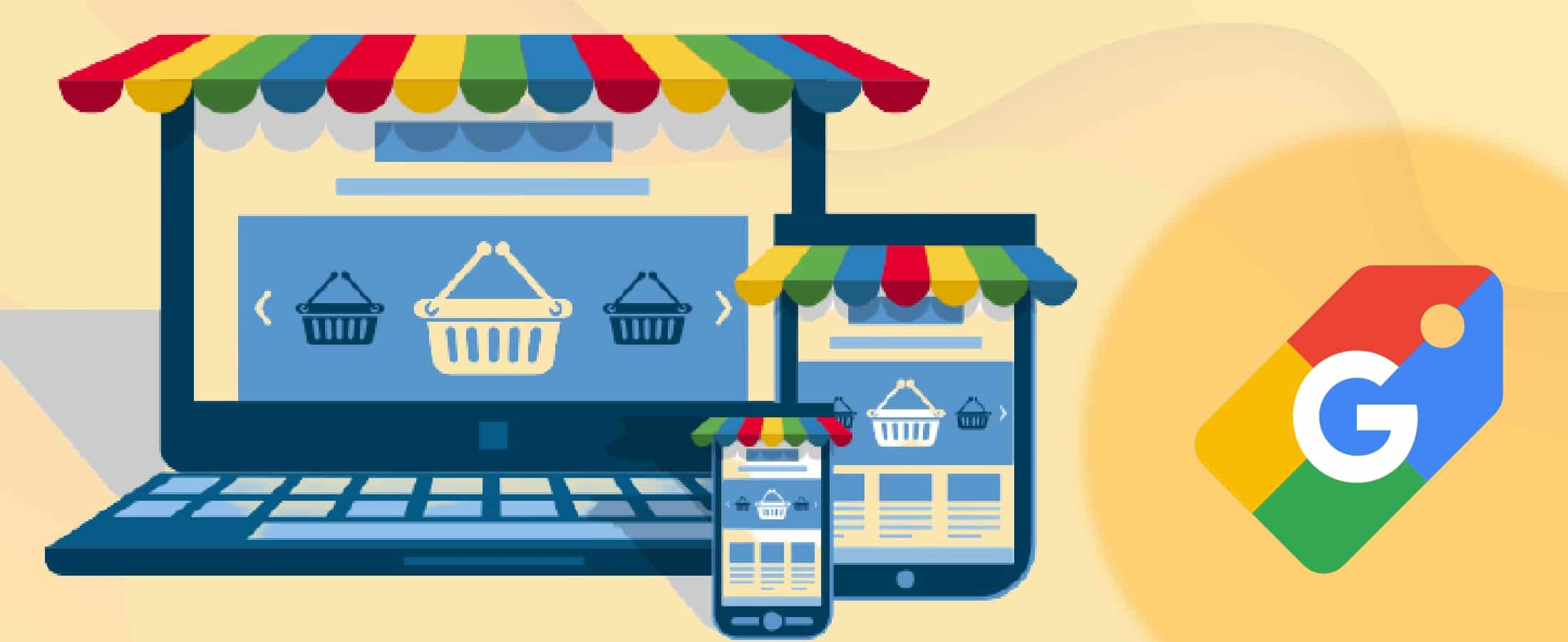Google Shopping For grocery app development - Moon Technolabs
