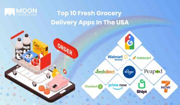 Top 10 Fresh Grocery Delivery Apps In The USA